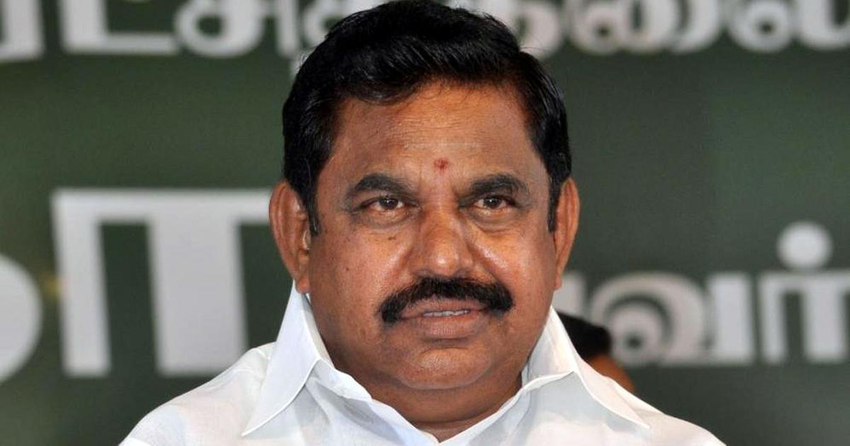 Tamil Nadu CM asks PM Modi for Rs 15,321 crore to fight Covid pandemic