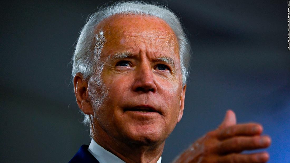 Biden kiest VP voor de verkiezingsstemming voor 2020
