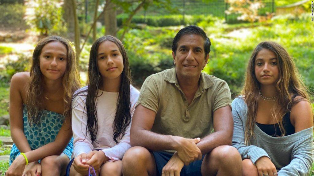 Dr. Sanjay Gupta: Waarom ik mijn kinderen niet terug naar school stuur