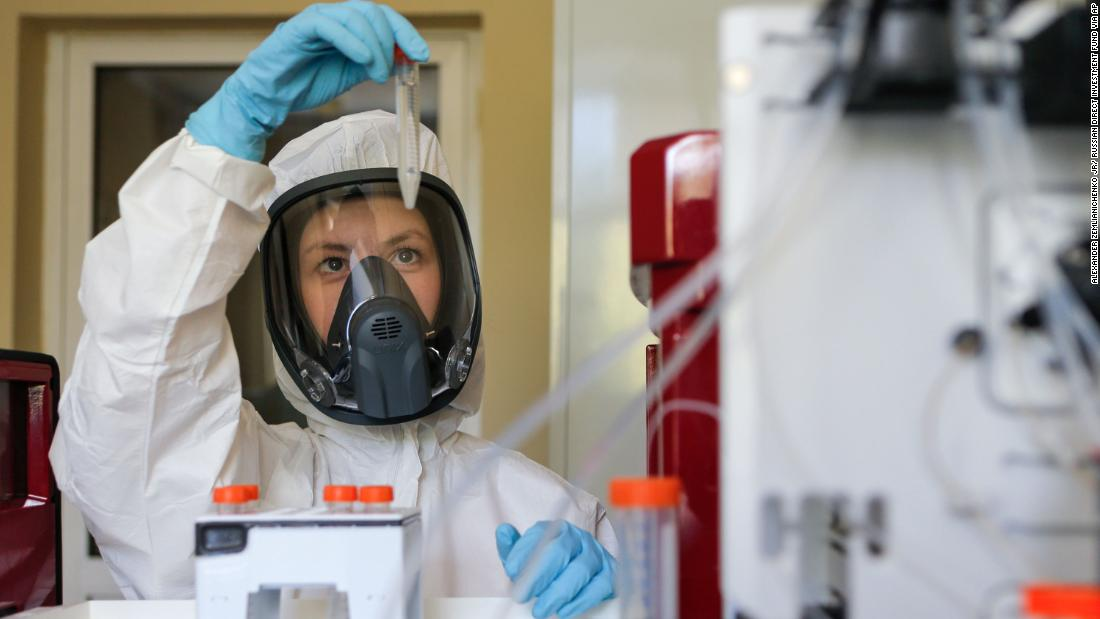 Russia approves coronavirus vaccine but safety concerns remain