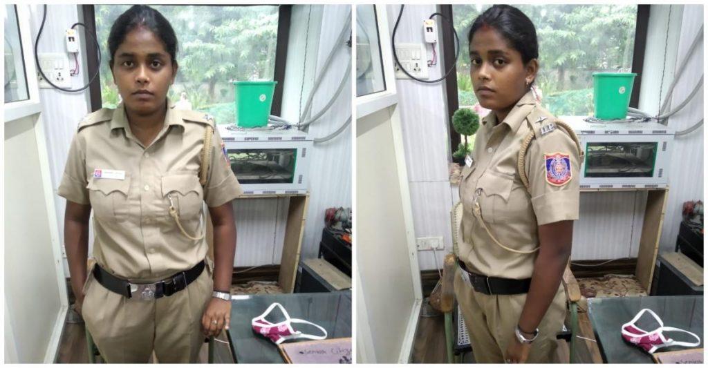 Vrouw doet zich voor als politieagent, geeft nepuitdagingen uit aan COVID-overtreders, wordt gepakt