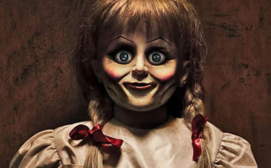 Real story behind Annabelle doll