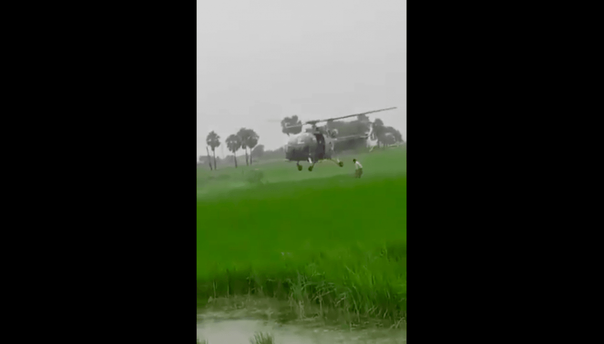 Telangana rains: Hyderabad flooded, choppers on standby; alert sounded due to heavy rains