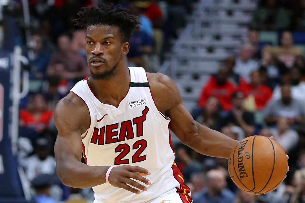 Jimmy Butler vraagt $ 20 voor koffie in de NBA-bubbelwinkel