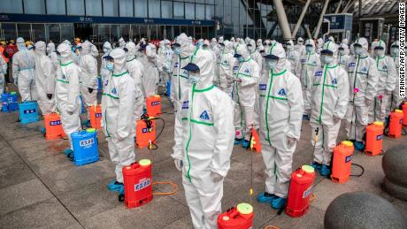China heft de lockdown op Wuhan, ground zero van coronavirus-pandemie, op