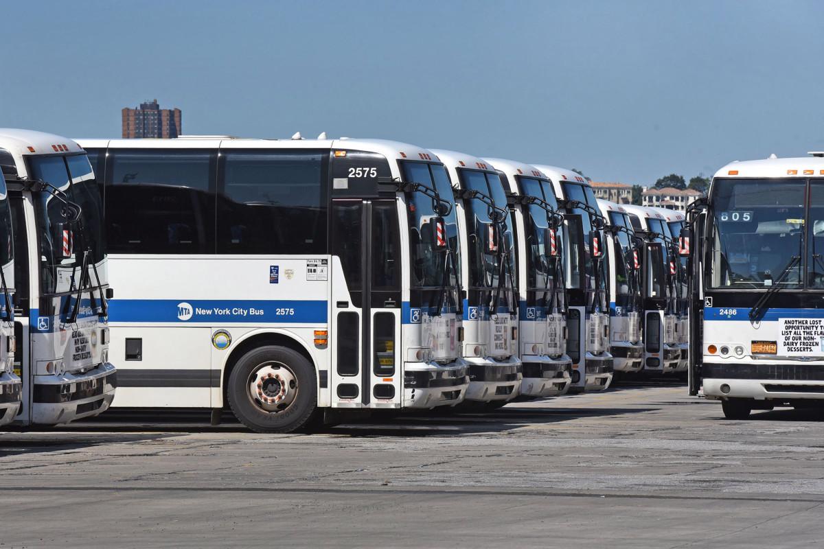 MTA brengt de voordeur terug na 5 maanden gratis bussen