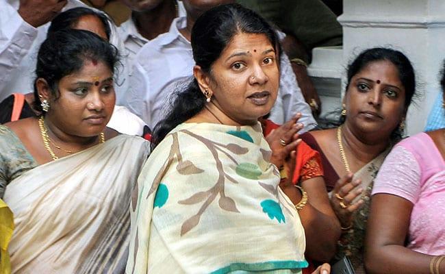 """""""Beschamend om te zeggen kan alleen Indiaas zijn als ik Hindi ken"""": DMK-parlementslid Kanimozhi"""