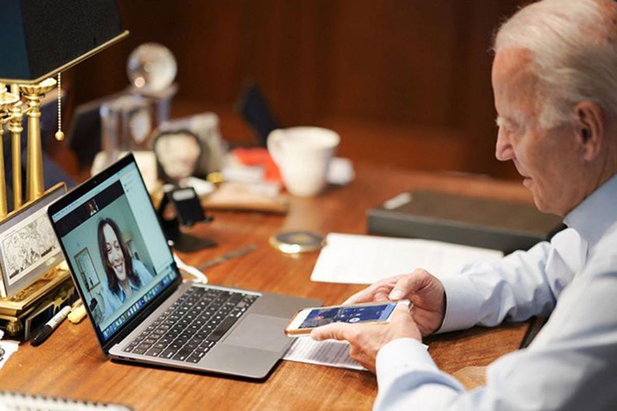 Biden spotte met het gebruik van script om Kamala Harris als zijn running mate te gebruiken: rapporteren