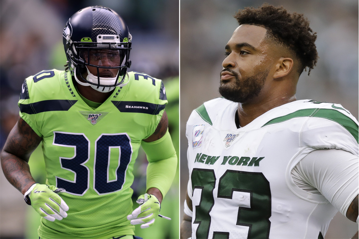 Bradley McDougald is na de handel al de anti-Jamal Adams voor Jets