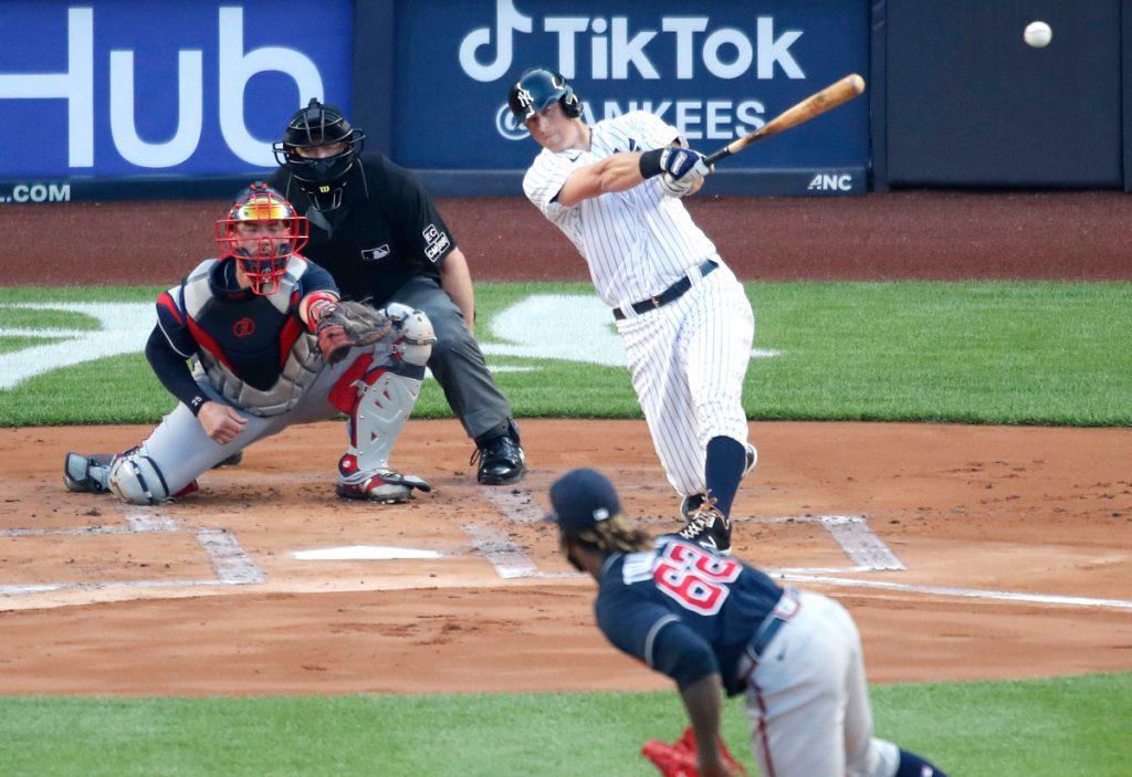 DJ LeMahieu scoort nog eens vier hits in de overwinning van Yankees