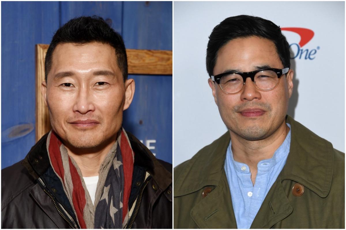 Daniel Dae Kim en Randall Park spelen in Heist Movie for Amazon