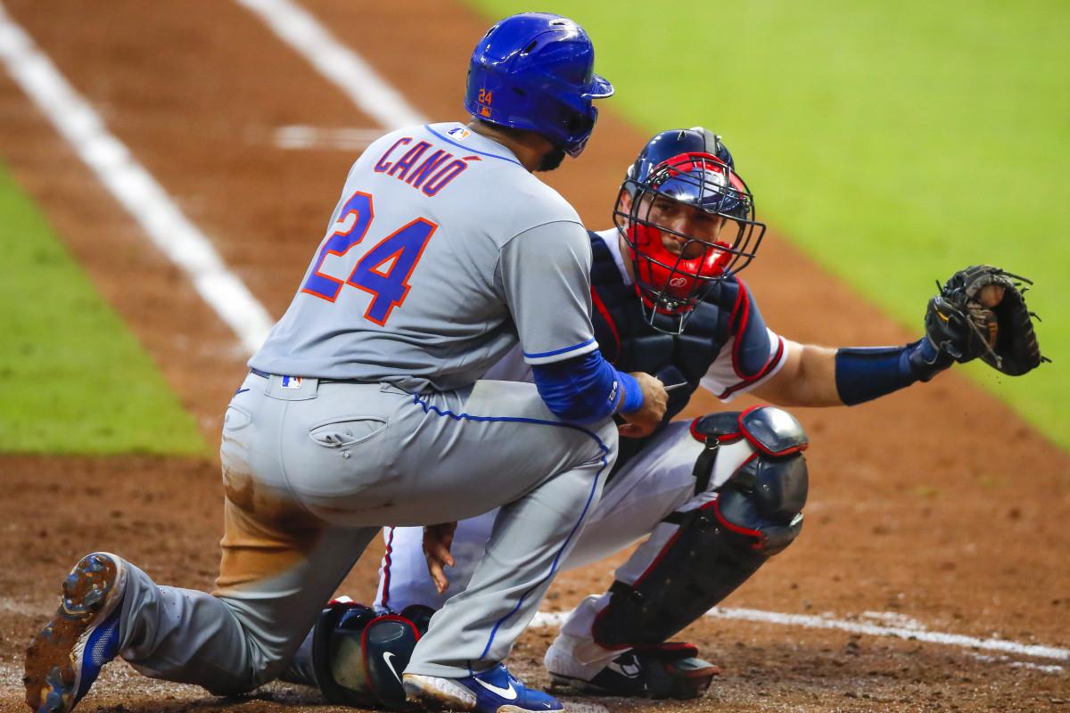 De broodnodige overwinning van Mets omvat verschillende schrikverwondingen