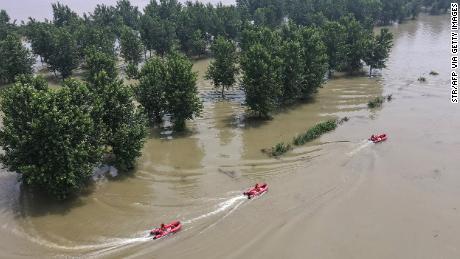 & # 39; Alles is weg. & # 39; Overstromingen in China ruïneren boeren en riskeren stijgende voedselprijzen