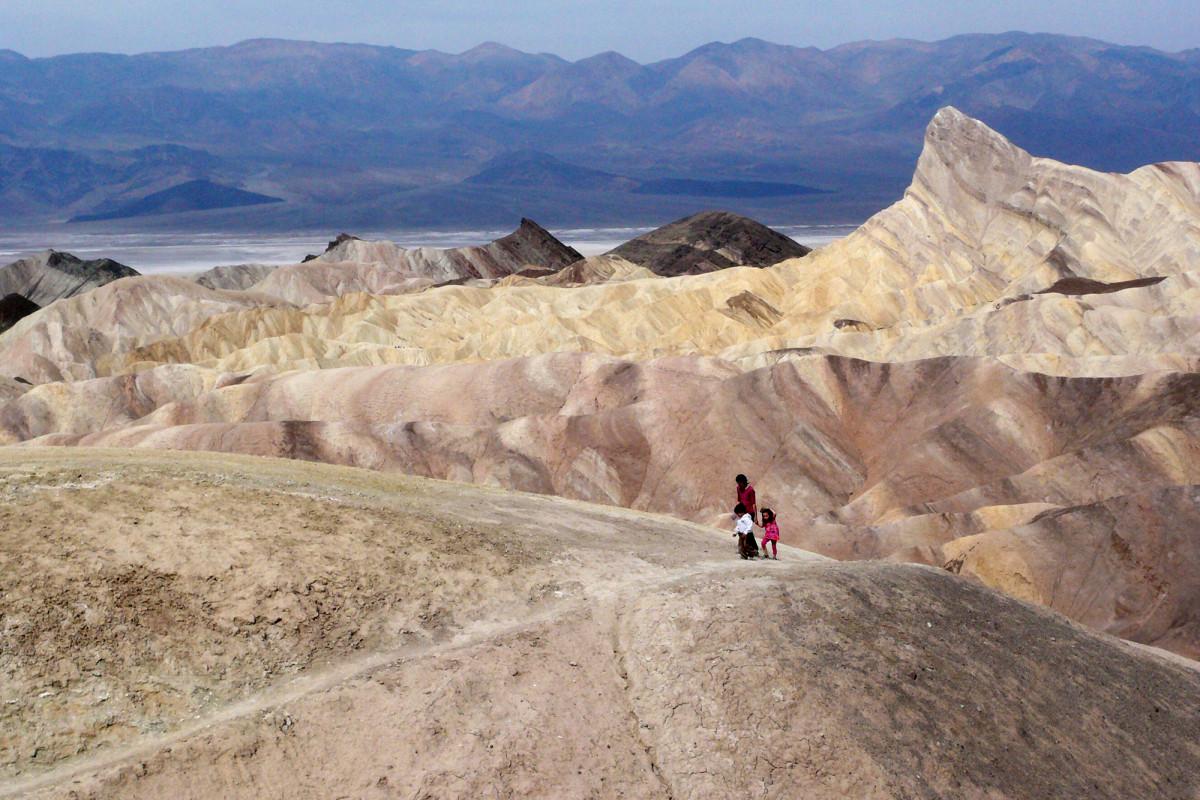 Death Valley bereikt 130 graden, mogelijk de hoogste temperatuur op aarde