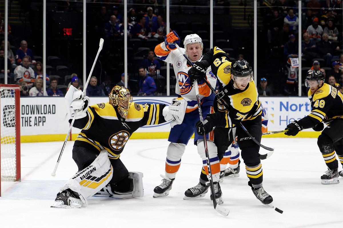 Eilandbewoners begrijpen de beslissing van Bruins-ster Tuukka Rask om zich af te melden