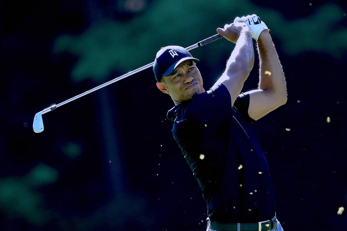 Hoe u Tiger Woods vandaag kunt bekijken op het PGA Championship