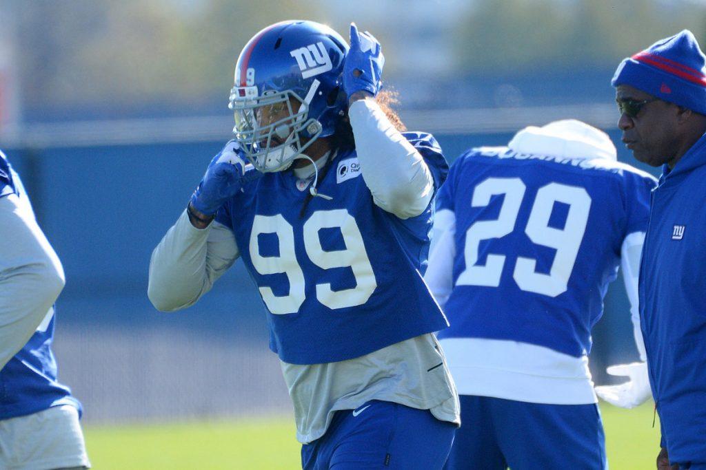 Leonard Williams ziet 'goede kansen' te midden van de onzekerheid van zijn Giants