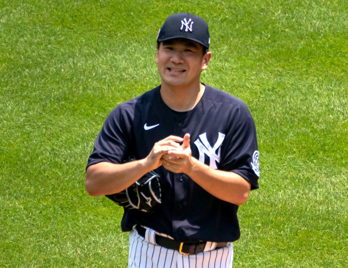 Masahiro Tanaka zal deze beschermende uitrusting dragen bij de terugkeer van Yankees