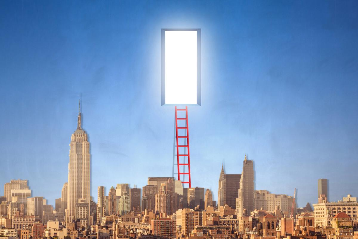 New Yorkers vluchten 'massaal' uit NYC