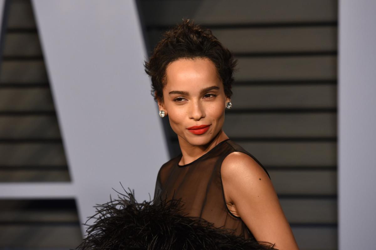 Zoë Kravitz roept Hulu op wegens gebrek aan diversiteit na annulering van 'High Fidelity'